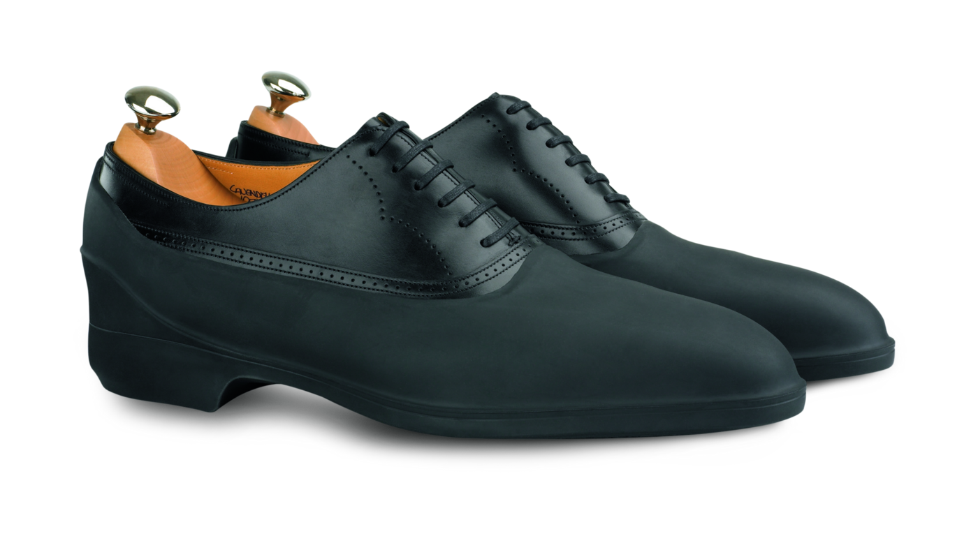 Rubber Galoshes For Dress Shoes