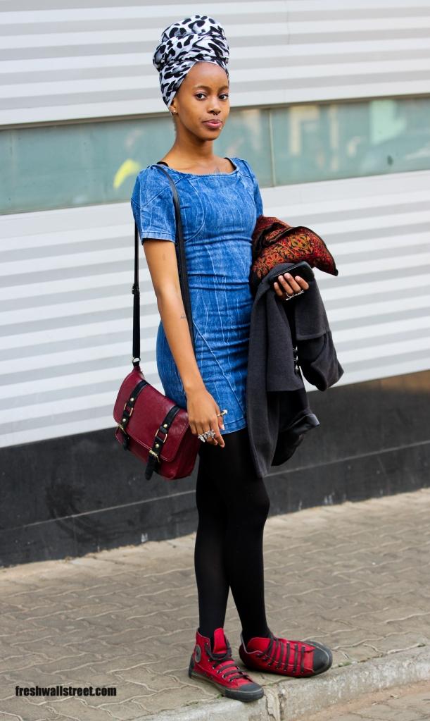 street style africa king nova