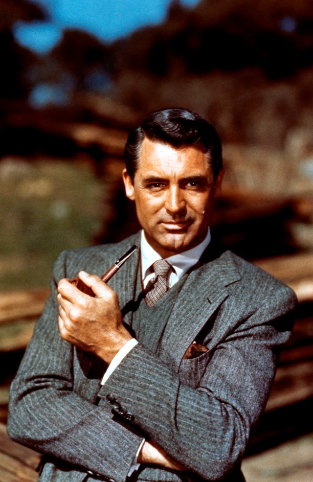 cary grant menswear outfit review