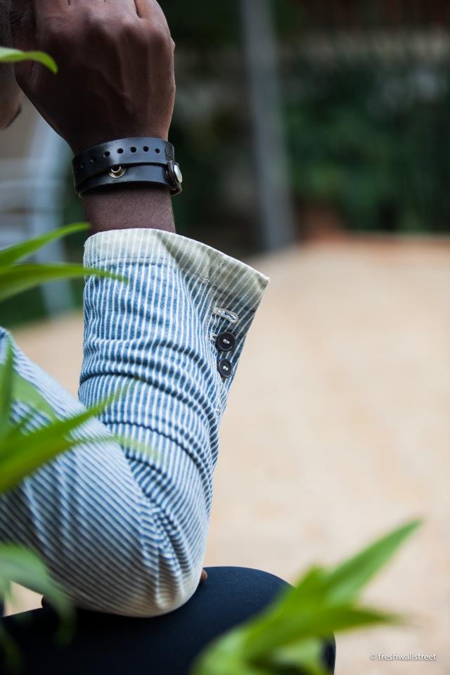 functioning cuffs