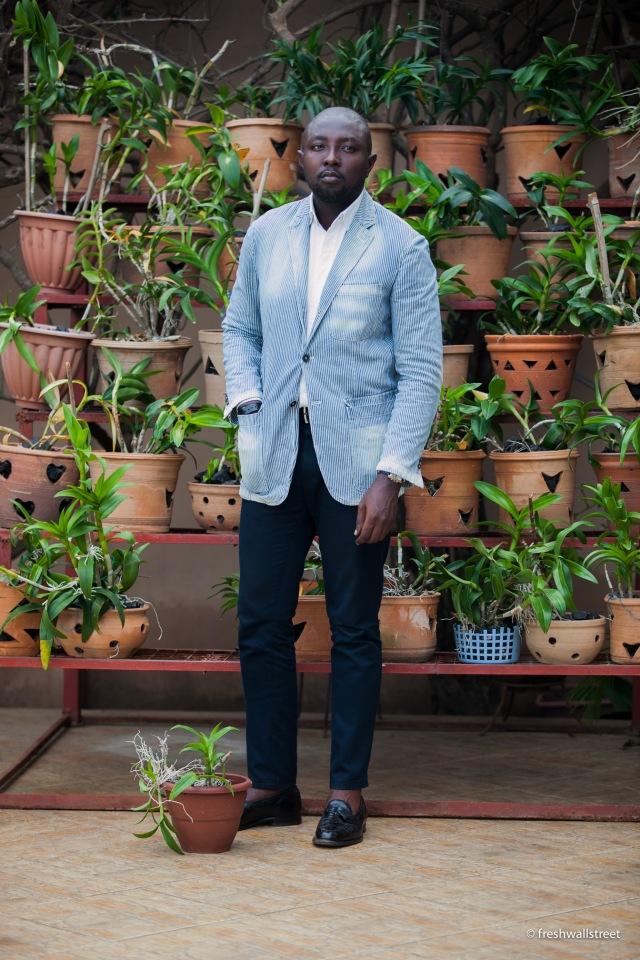 allen coleman stylist africa menswear