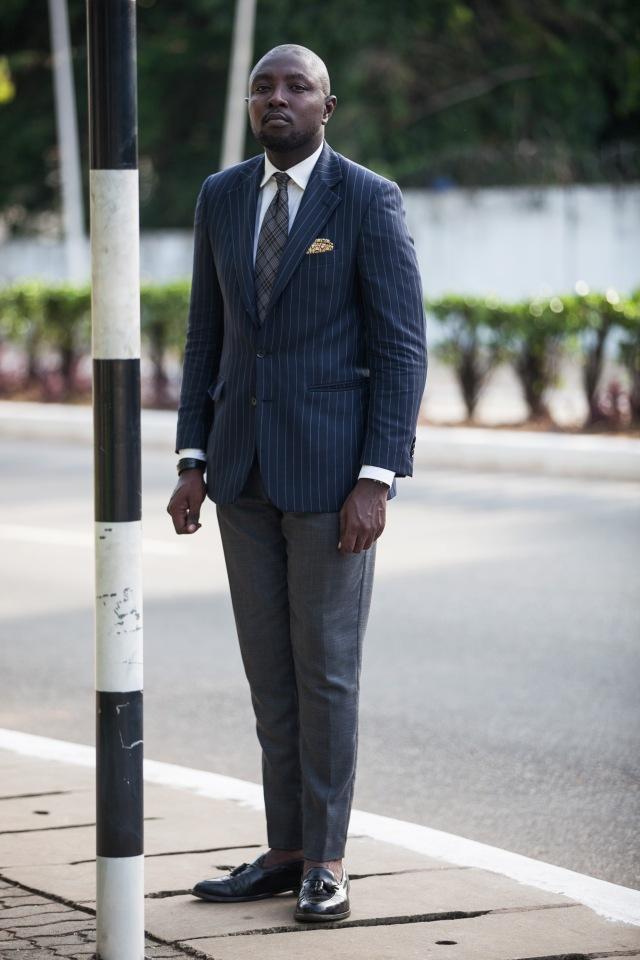 africa menswear expert