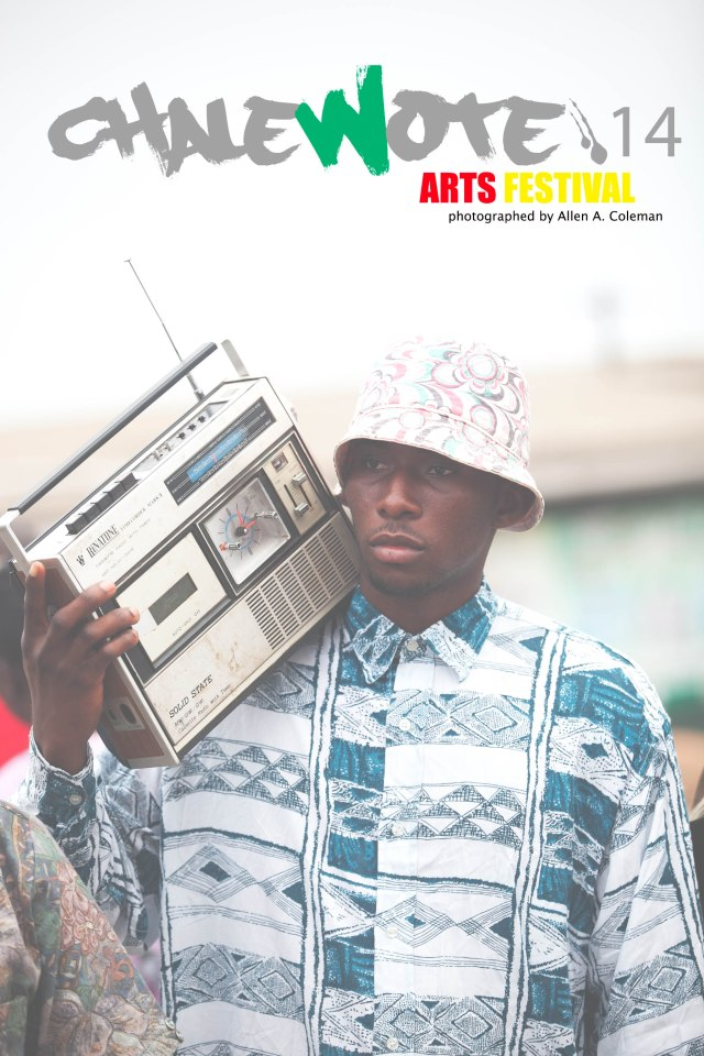 CHALE WOTE FESTIVAL STREET STYLE