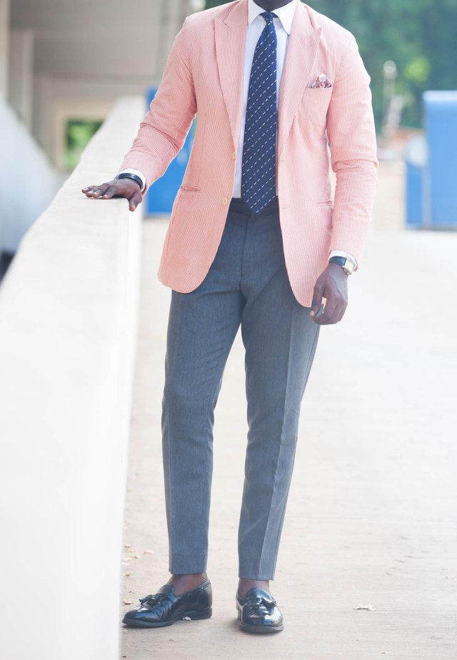 allen coleman Ghanaian stylist