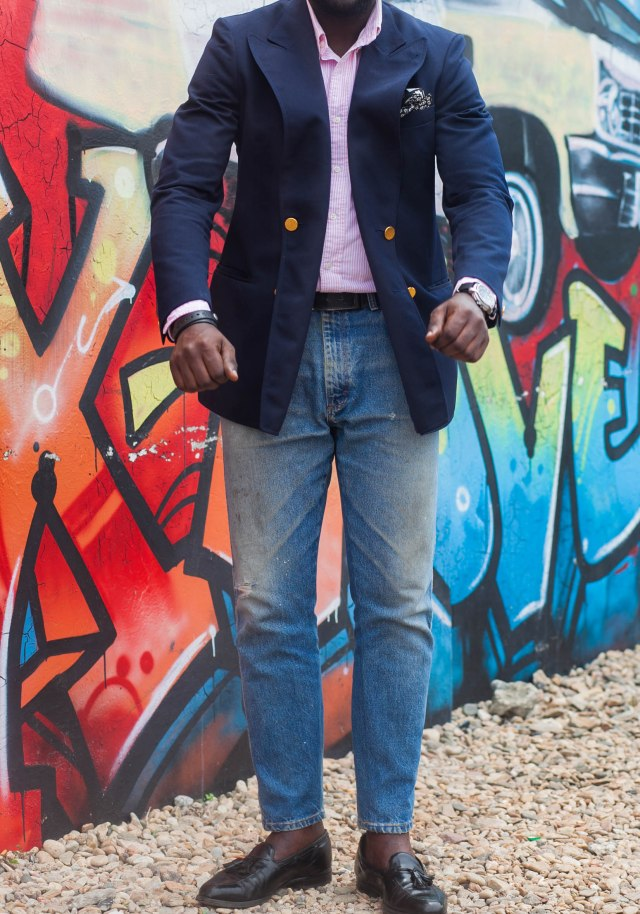 allen coleman stylist Ghana